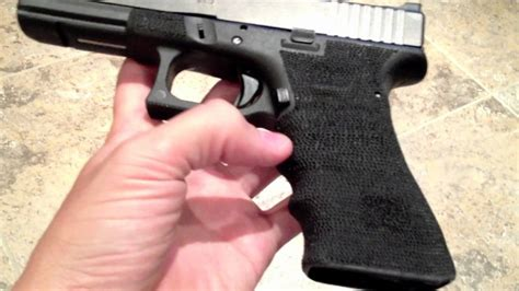 Stippling Glock 17 (Part 3: Final Overview!) - YouTube