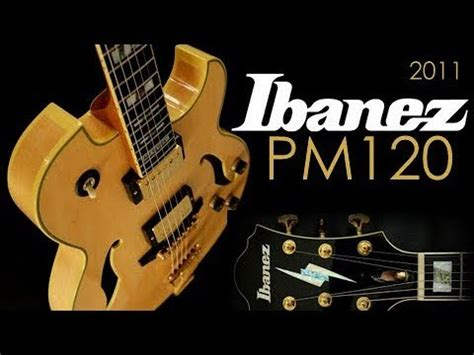 Ibanez PM120 The Moon Song (Johnny Mandel) - YouTube