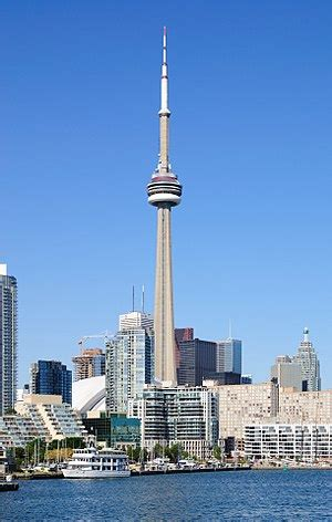 CN Tower – Wikipedia