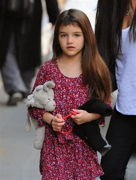 All About Suri Cruise: スリ・クルーズ、前髪作ってみたけど?