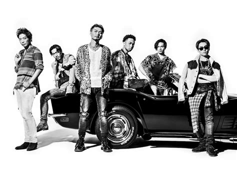 """EXILE THE SECOND、""""セカンドの日""""に2018年第一弾シングルを"""
