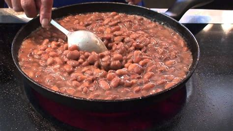 Frijoles Fritos (Refried Beans) How To - YouTube