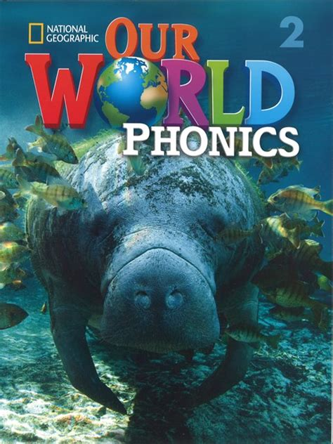 Our World Phonics 2 with MP3 Audio CDAK BOOKS online store